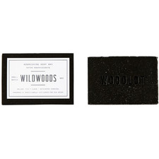 Woodlot Nourishing Soap Bar Wildwoods Charcoal 4oz | 628250757248