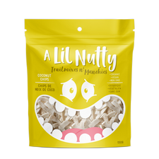 A Lil Nutty Organic Coconut Chips 90g | 627843692720
