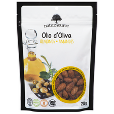 NaturSource Olio d'Oliva Almonds 200g | 068110130840