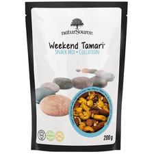 NaturSource Weekend Tamari Snack Mix 200g | 068110130345