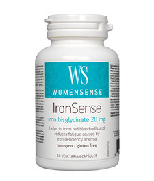 WomenSense IronSense 60 Vcaps | 628826002093