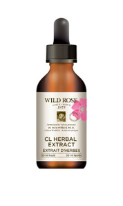Expires November 2019 Clearance Wild Rose CL Herbal Extract 50 mL