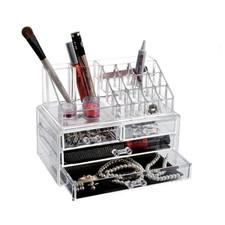 Relaxus Jewelry + Makeup Storage Chest | 544608