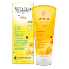 Weleda Baby 2 in 1 Gentle Shampoo and Body Wash 200ml   4001638096515