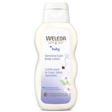 Weleda Baby Sensitive Care Body Lotion 200ml |4001638096829