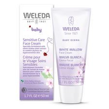 Weleda Baby Sensitive Care White Mallow Face Cream 50ml |4001638096669