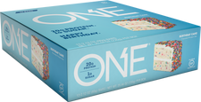 One Bar Birthday Cake -60g x 12 Bars | 788434107747