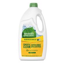Seventh Generation Dishwasher Gel - Lemon Scent 1.1 L | 732913221714