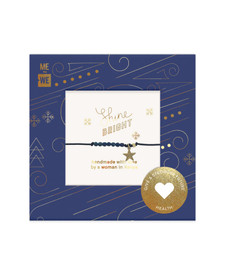 Me to We Holiday Wish Bracelet Collection- Shine Bright | 628499087106