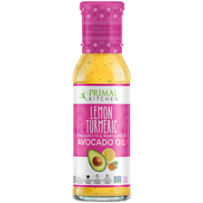 Primal Kitchen Lemon Turmeric Vinaigrette & Marinade 237ml | 855232007163