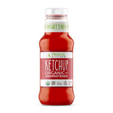 Primal Kitchen Organic Unsweetened Ketchup 300ml | 855232007682