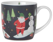 Now Designs Must Be Santa Mug 12 oz | 064180276433
