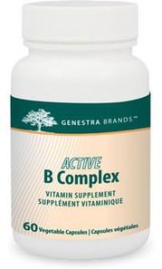 Genestra Active B Complex 60 Caps | 883196131211
