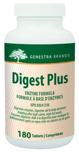 Genestra Digest Plus 180 Tablets | 883196105458