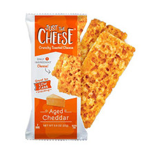 Just the Cheese Aged Cheddar Bars 22 g | 740505449507