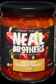 Neal Brothers Salsa - Sweet Heat - Corn 410 ml | 056932303030