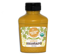 Natural Value Yellow Mustard Squeeze 266 ml | 706173005049
