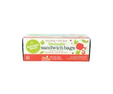 Natural Value Bags - Reclosable Sandwich 40ct   706173020172