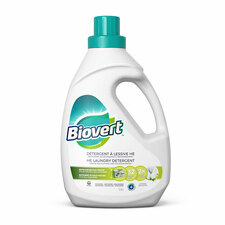 Biovert Laundry Detergent HE - Fresh Cotton Scent 1.4 L | 776622200714