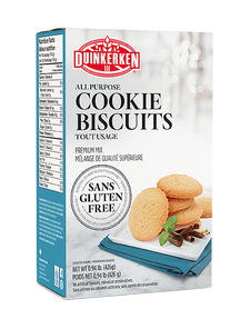 Duinkerken Foods Gluten Free All Purpose Cookie Mix 426g | 628305000046