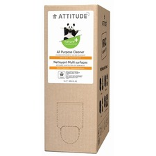 Attitude Nature+ All Purpose Cleaner Citrus Zest 4L | 626232801804