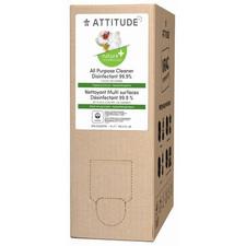 Attitude Nature+ All Purpose Disinfectant Spray Thyme & Citrus 4L   626232809107