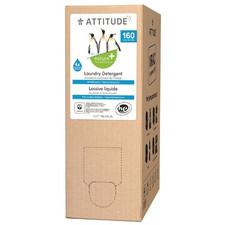 Attitude Nature+ Laundry Detergent Wildflowers 4L (160 loads)