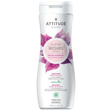 Attitude Super Leaves Natural Shower Gel Soothing 473 ml |  626232112979