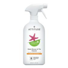 Attitude Nature+ Shower & Tile Cleaner Citrus Zest 800 ml   626232103809