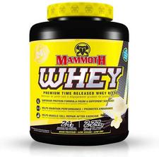 Mammoth Whey 5 lb - Vanilla Ice Cream | 625486102224