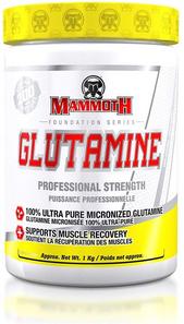 Mammoth Glutamine 1 kg | 625486103108