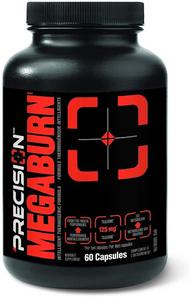 Precision Megaburn 60 Capsules | 837229008711