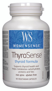 WomenSense ThyroSense Vegicaps | 628826005568