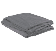 ObusForme ObusEssentials Weighted Blanket 12lbs | WTB-12-GY | 064845258040