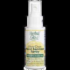 Herbal Glo Ultra Clean Hand Sanitizer Spray 60mL | 063151410388