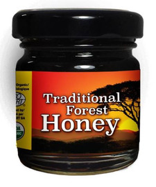 African Bronze Honey Company Traditional Forest Honey Jar 50g | 628110541116