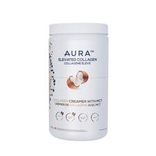 Aura Elevated Collagen Creamer with MCT 300g   627987020182