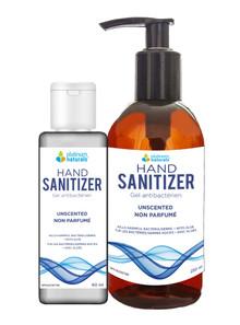 Platinum Naturals Hand Sanitizer - Unscented | 810, 815 | 773726033248, 773726033255