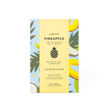 MaskerAide Pineapple Brightening Jelly Mask - Travel 3 Uses | 859107001478