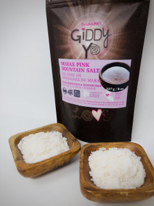 Giddy YoYo Maras Pink Mountain Salt (Peru) 227g |