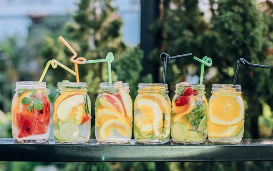 7 Healthy Infused Water Recipes to Try This Summer