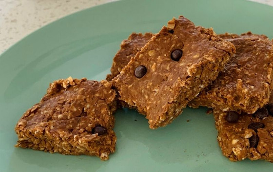 Stress Fighter Protein Bars Recipe