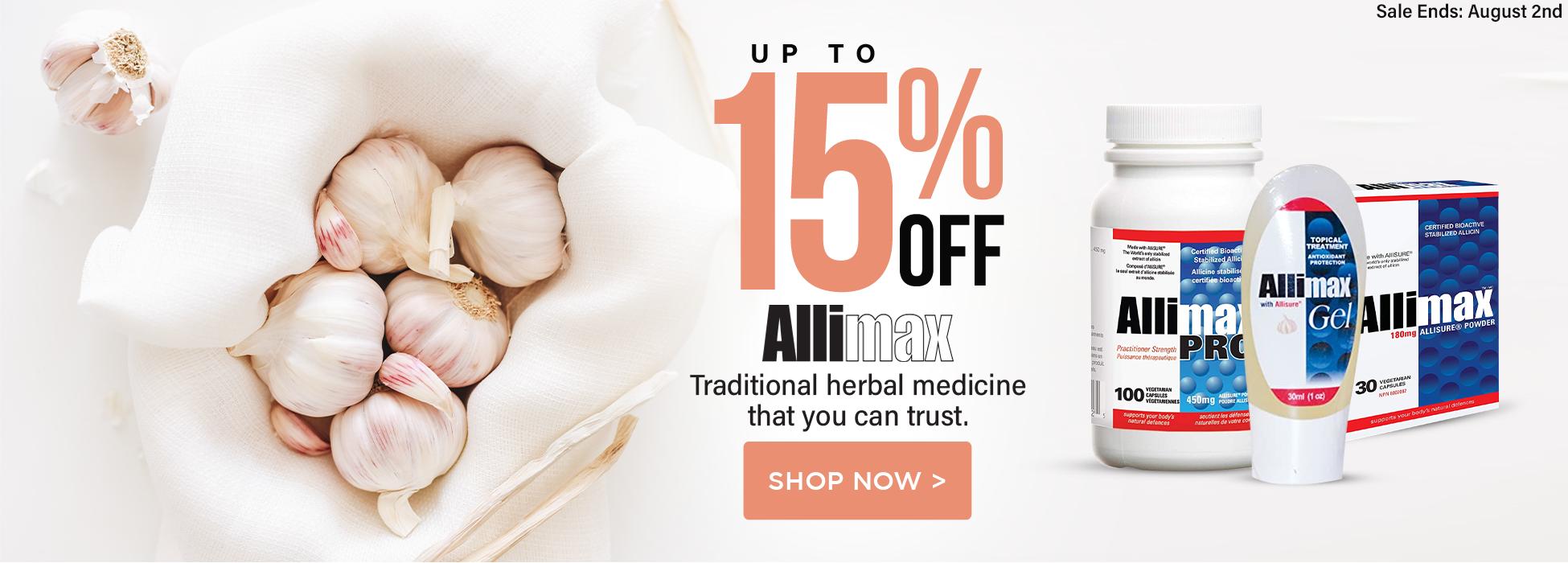 allimax herbal medicine sale