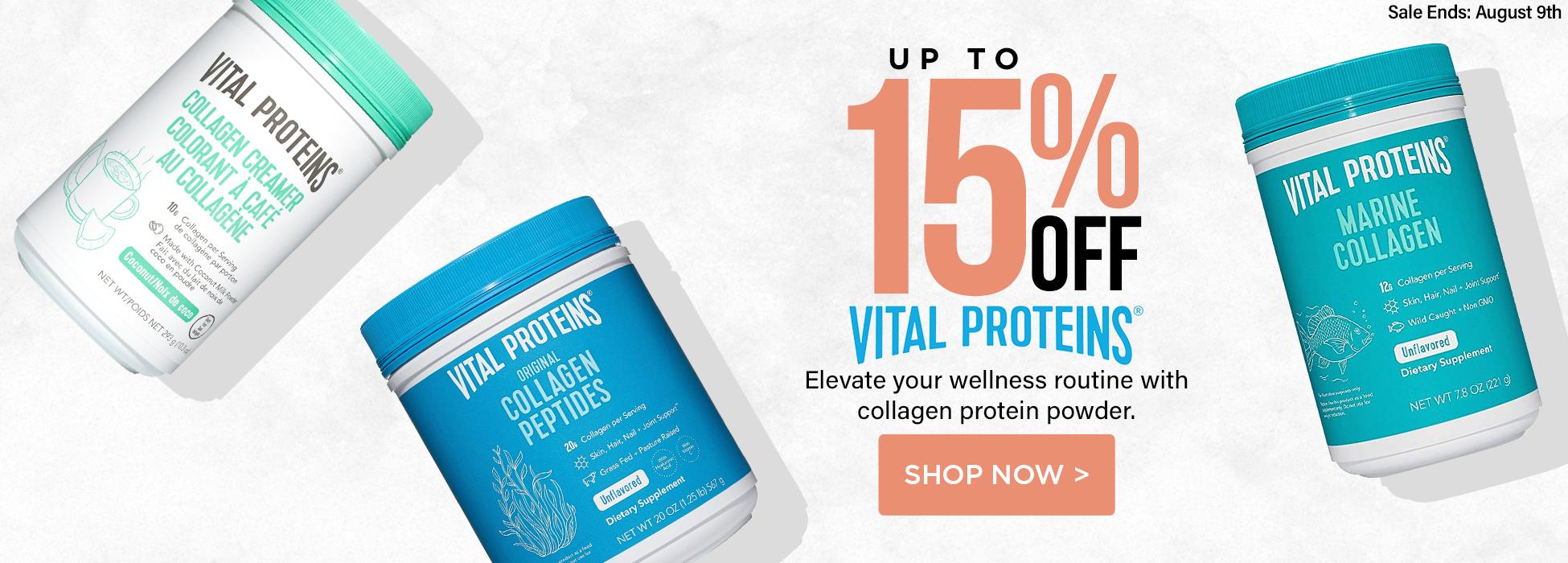 vital proteins sale collagen protein