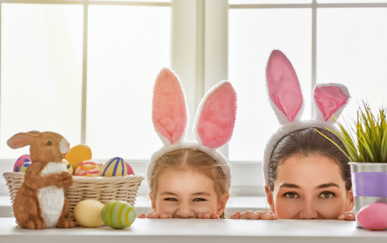 3 Healthy At-Home Easter Ideas For the Whole Family