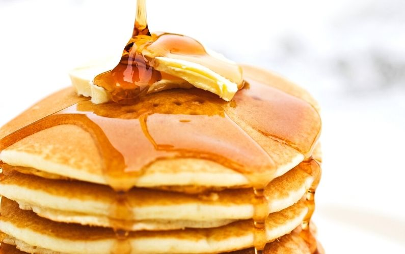 10 Minute Gluten-Smart Protein Pancakes Recipe