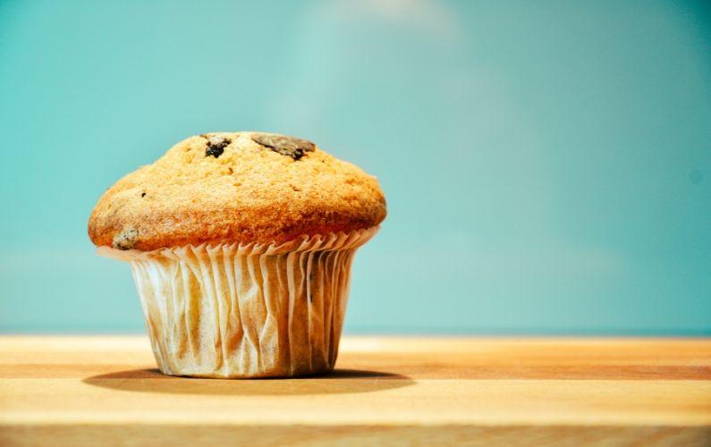 Gluten-FreeBanana Oat Flourless Muffins
