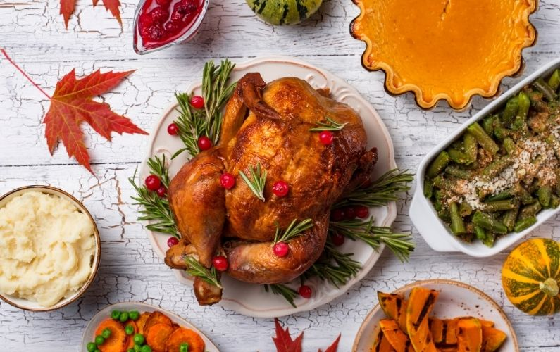 7 Healthy Thanksgiving Recipe Ideas to Try This Year