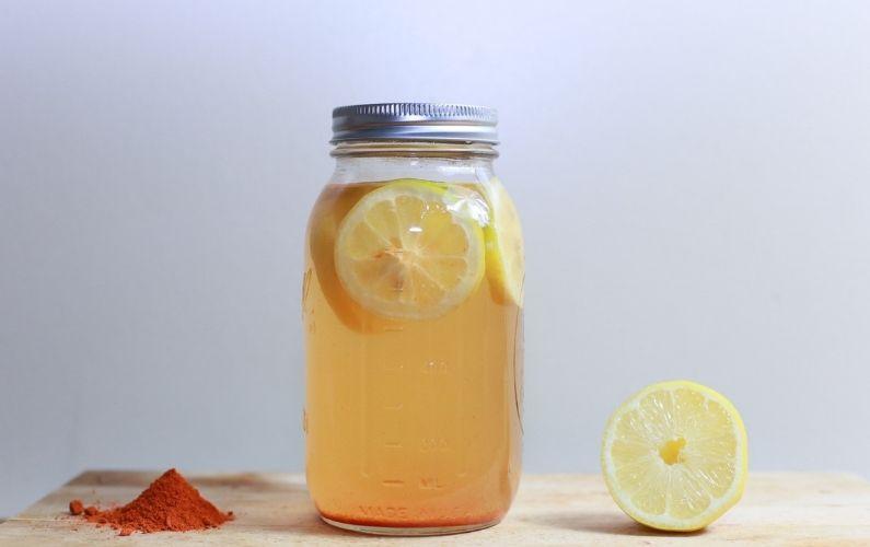 Lemon and Apple Cider Vinegar Morning Detox Drink Benefits