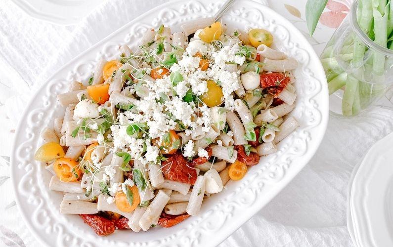 Okanagan Sourdough Pasta Salad Recipe